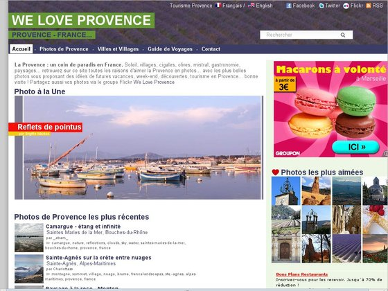 We Love Provence - Tourisme en Provence