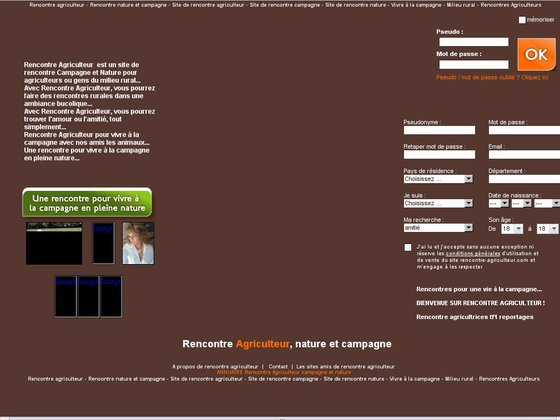 Site de rencontre la campagne - How To Find man and Dream