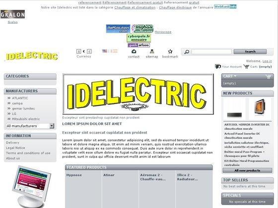 Chauffage climatisation - Vente sanitaire en ligne ...