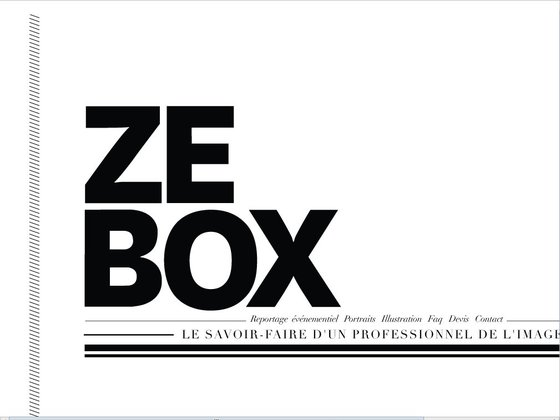Agence photo Zebox