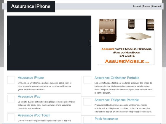 assurance t l phone portable. Black Bedroom Furniture Sets. Home Design Ideas