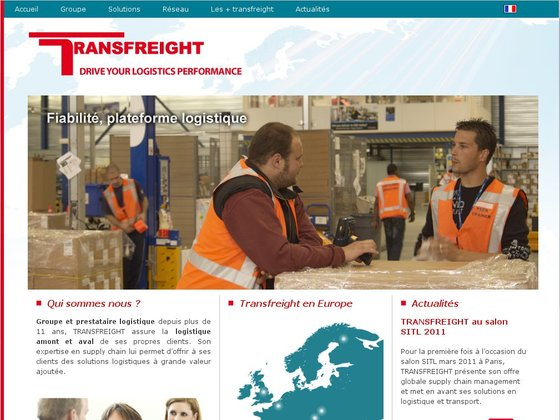 Transfreight, gestion logistique et optimisation de la supply chain