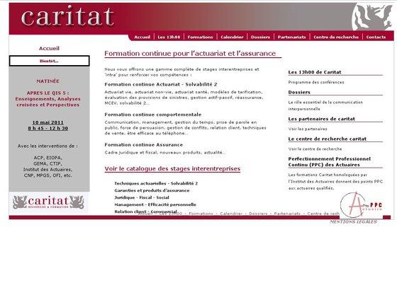 formation continue actuariat  dans le milieu de l u0026 39 assurance