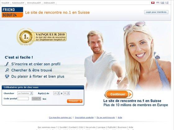 site de rencontre en ligne suisse