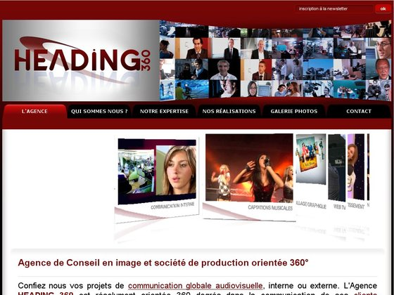 Production de films institutionnels et publicitaires