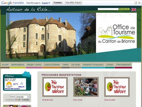 Office de tourisme du canton de brionne - Office du tourisme des cantons de l est ...