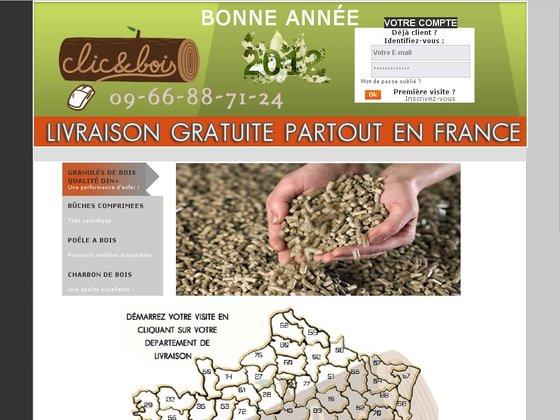 Vente De Bois De Chauffage En Gros - Granules bois