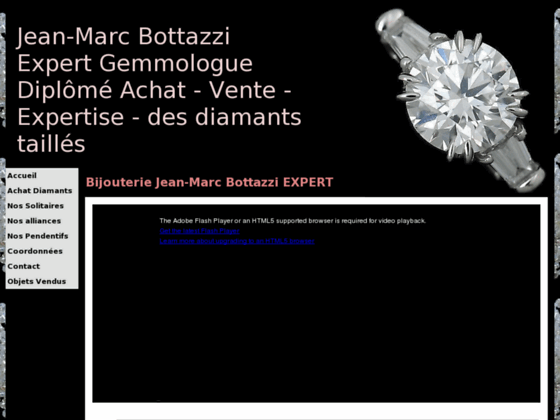 Vente expertise de diamants taillés